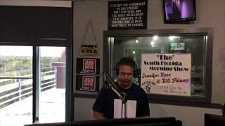 The South Florida Morning Show - Celebrity Hangover Cures