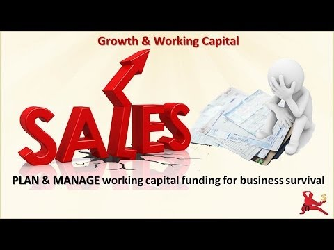 Financing Working Capital Growth