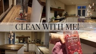 SPEED CLEANING | CLEAN MY KITCHEN | CLEANING MOTIVATION