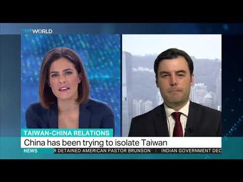 Taiwan further isolated as El Salvador cuts ties