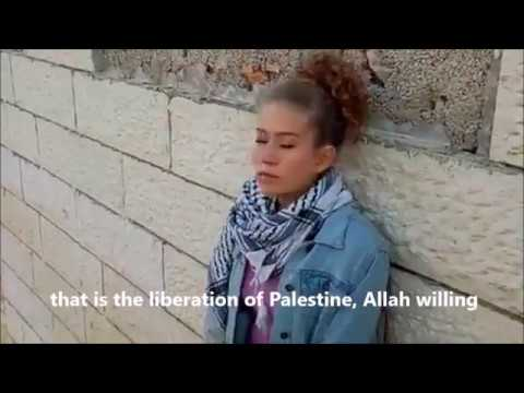 Ahed Tamimi Message to the World