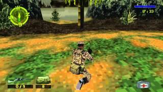 Spec Ops Stealth Patrol - Walkthrough - Mission 5 Vietnam - Phase 3