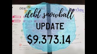 Debt Snowball UPDATE & announcement | March 2019 | BudgetWithBri