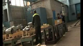 ОАО ЧЗЭМ - Энергомаш(Чехов) видео о заводе, armtorg.ru(Производственный комплекс в Чехове (ОАО