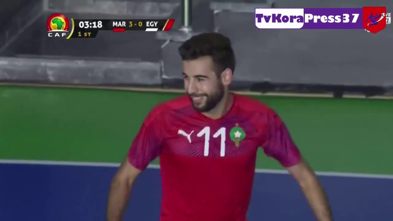 Photo of maroc vs. egypte 🔥ملخص مباراة مصر والمغرب 5-0 – نهائي أمم أفريقيا داخل الصالات – الرياضة