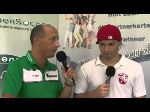 Interview mit Stefan Schmid und Daniele Miccoli, TSV Neusäß