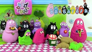 Barbapapa Pâte à modeler Barba' Pique-Nique Canal Toys ♥ Picnic Play doh