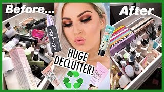 Primers, BB Cream, Setting Spray DECLUTTER! 🗑️♻️ Collection & Organization