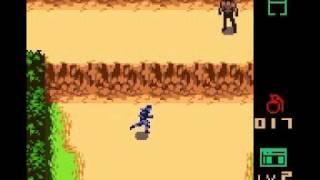 Metal Gear Solid (Ghost Babel) - Slasher Hawk Battle