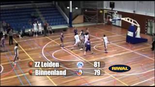 ZZ Leiden U20 vs Binnenland U20