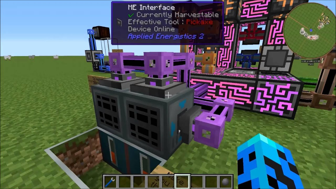 Minecraft ae2 demo world avaliable for download youtube minecraft ae2 demo world avaliable for download sciox Images