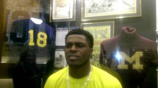 jabrill peppers video interview