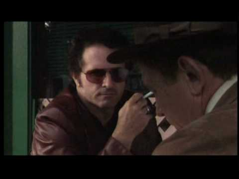 Larry Laverty in Dan Frank's gangster movie  Little Bruno