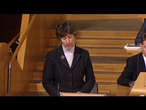 Members' Business - Scottish Parliament: 15th December 2015