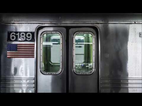 Nature Sounds HD - Brooklyn L Train to Manhattan, HD