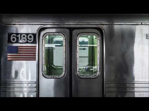 Nature Sounds HD - Brooklyn L Train to Manhattan, HD