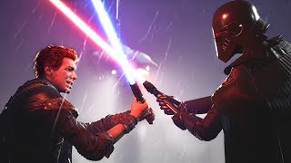 Inquisitor Second Sister Shows up. Star Wars Jedi: Fallen Order