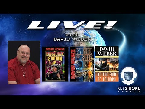 Ep 2.60 - LIVE! with David Weber