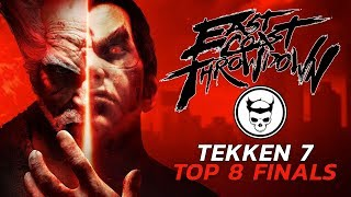 Tekken 7 ▷ Top 8 Finals ft. FightingGM, Komando, Sayco ▷ ECT 2018
