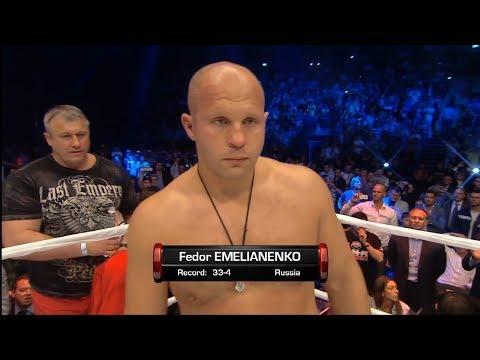 Fedor EMELIANENKO Beats Out Pedro RIZZO | FULL FIGHT
