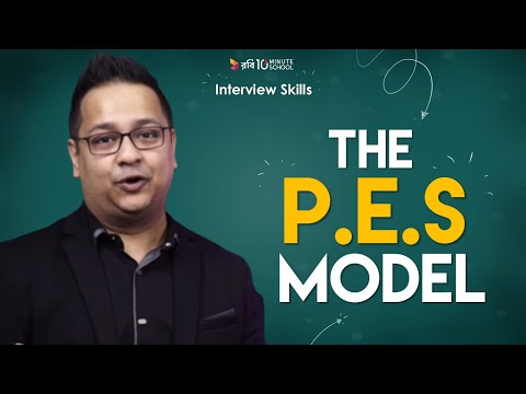1. The P E S Model by Don Sumdany