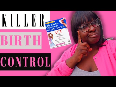VCF Birth Control- Does it work? 2019 REVIEW
