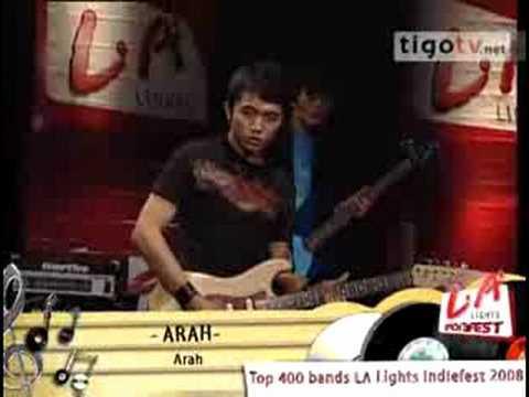 Arah LA Lights Indiefest 2008