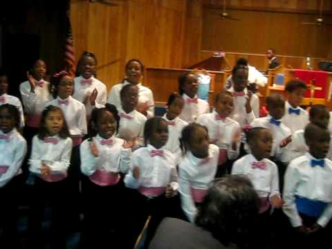 Heavenly Voices Gospel Children's Choir