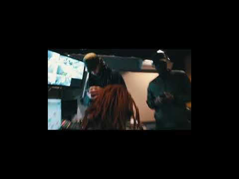 Zafi - Bad girl ft. Cynthia Morgan studio vibe making bad girl remix