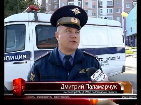 В Рязани проверили автобусы и маршрутки