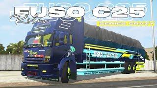 RILIS❗MOD TRUCK FUSO C25 SBN CARGO || MOD BUSSID