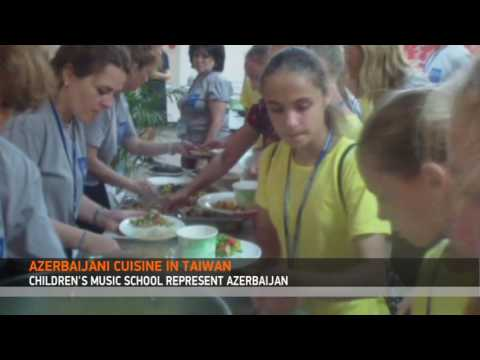 DAY OF AZERBAIJANI CUISINE HELD IN TAIWAN