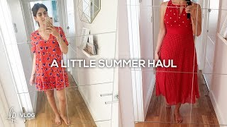 A DAY IN TOWN & SUMMER HAUL | Lily Pebbles Vlog