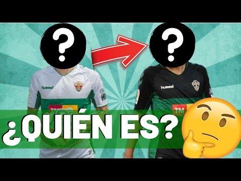 ¡ADIVINA EL JUGADOR! 🤔🤔 Versión Elche CF   Somos De Primera