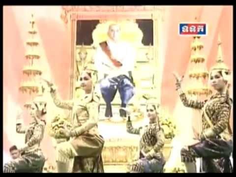 นาฏศิลป์กัมพูชา ระบำหมู่