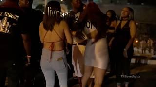 girls fight night club