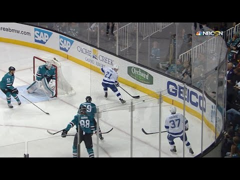 11/08/17 Condensed Games: Lightning @ Sharks