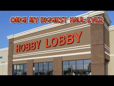 HOBBY LOBBY HAUL//SPRING DECORATING IDEAS🌻🌻//HOME DECOR