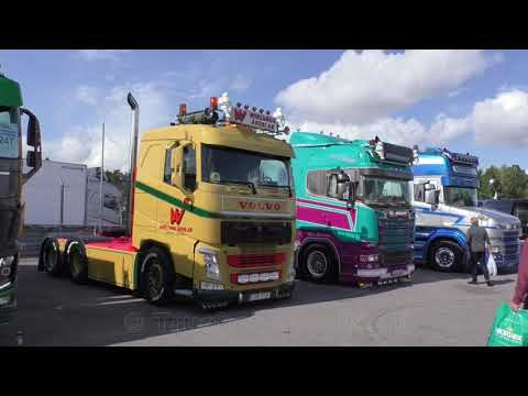 Nordic Trophy 2017 - Trailer Trucking Festival - Mantorp Par