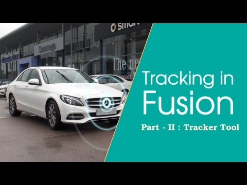 Fusion Tracking | Part - 2 - Tracker Tool