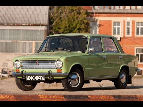 LIFE IN USSR 21. Why Soviet people had to wait 9 years to buy a Lada car?