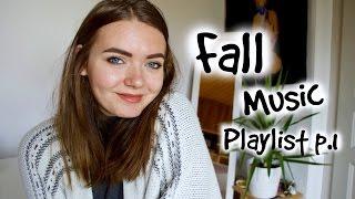 Beautiful Fall Songs p.1 // Music Playlist thumbnail