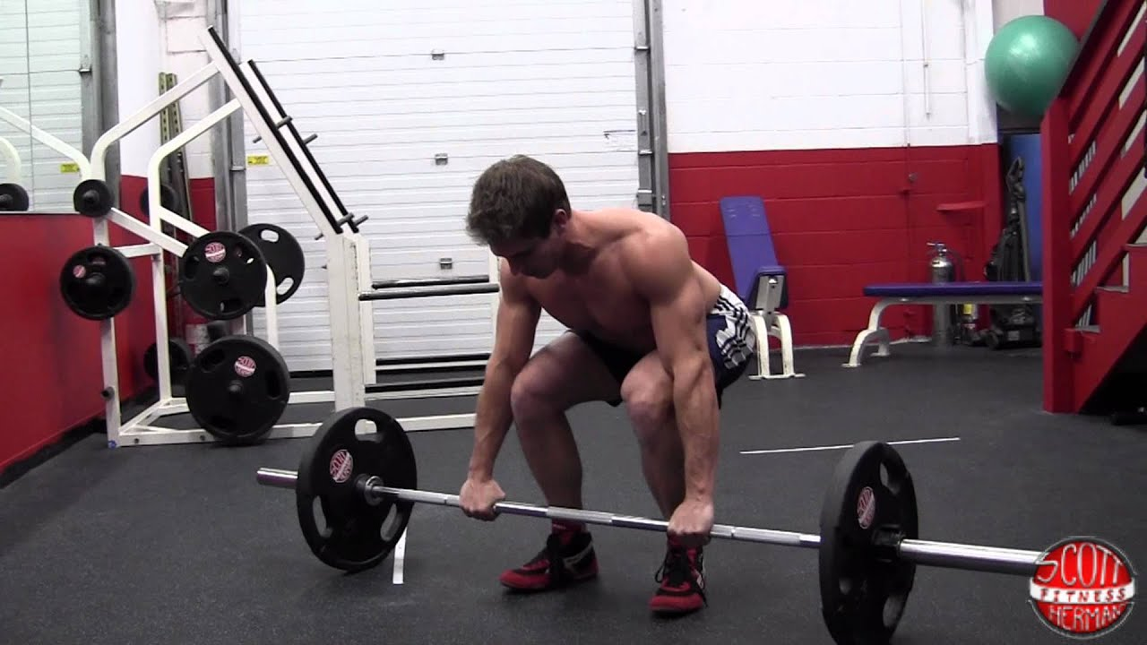 Deadlift for Your Body Type — How to Choose Your Deadlift Form