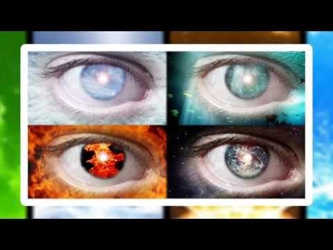 Elements (air  fire water earth ether) Slideshow 852 hz