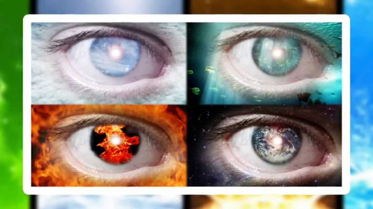 Elements Air Fire Water Earth Ether Slideshow 852 Hz Youtube