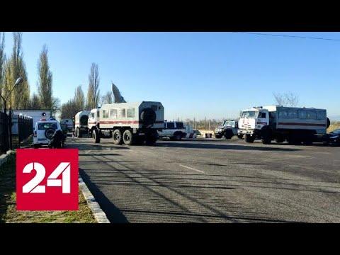 Названа вероятная причина стрельбы в воинской части в Воронеже - Россия 24