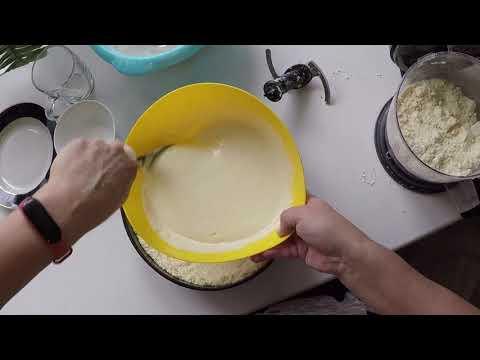 Зачем нужен блендер? Королевская ватрушка. Самый простой и быстрый рецепт.