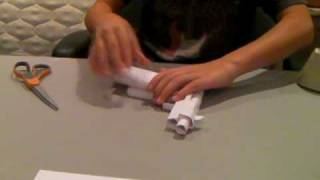 how to make a paper npg 6 part 4