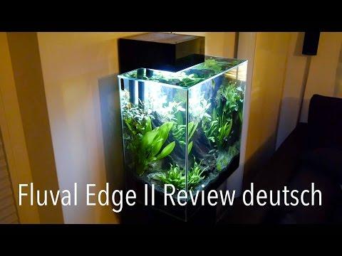 Fluval Edge II Review Deutsch meine Erfahrungen
