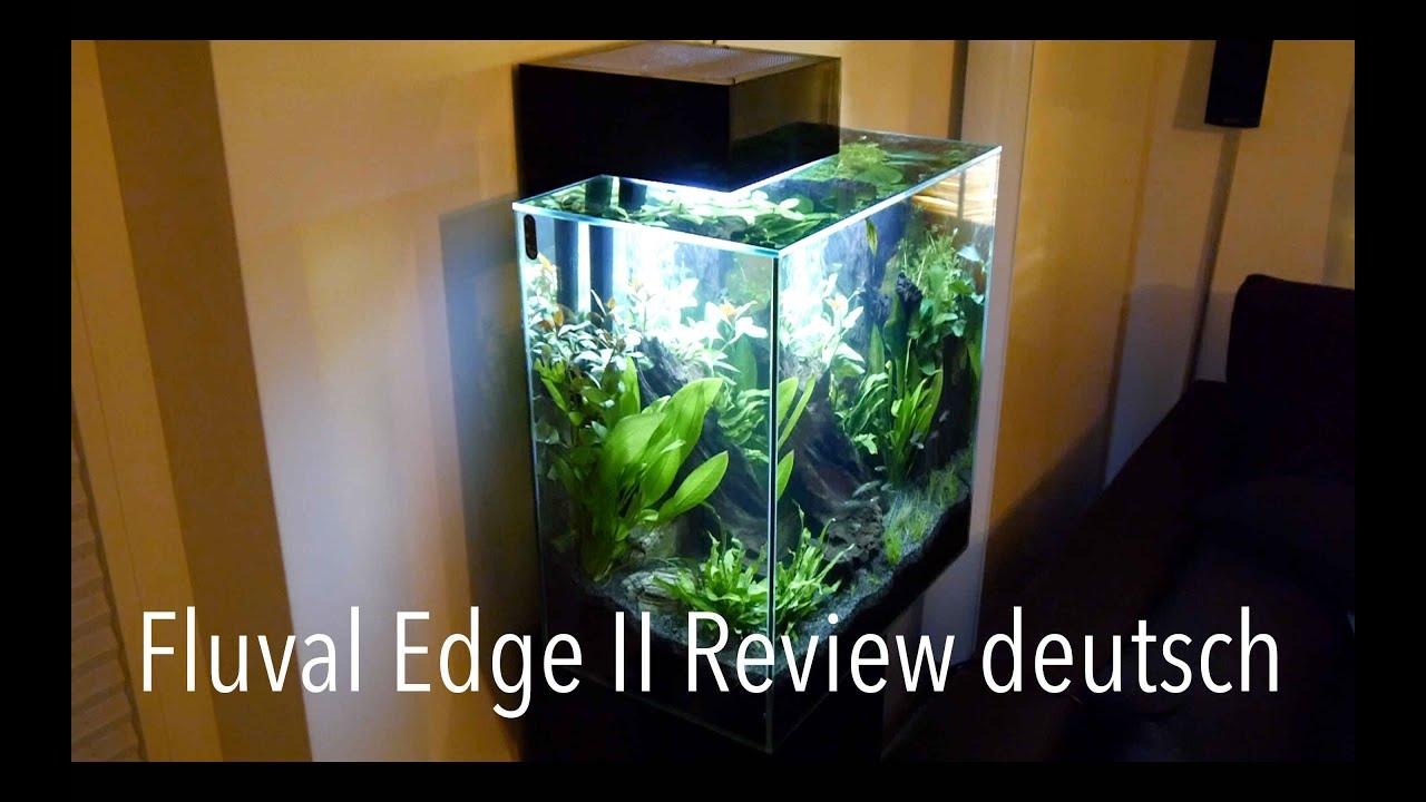 fluval edge ii review deutsch meine erfahrungen youtube. Black Bedroom Furniture Sets. Home Design Ideas